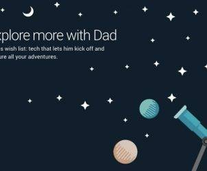 Fathers Day Google Store Promo 2016