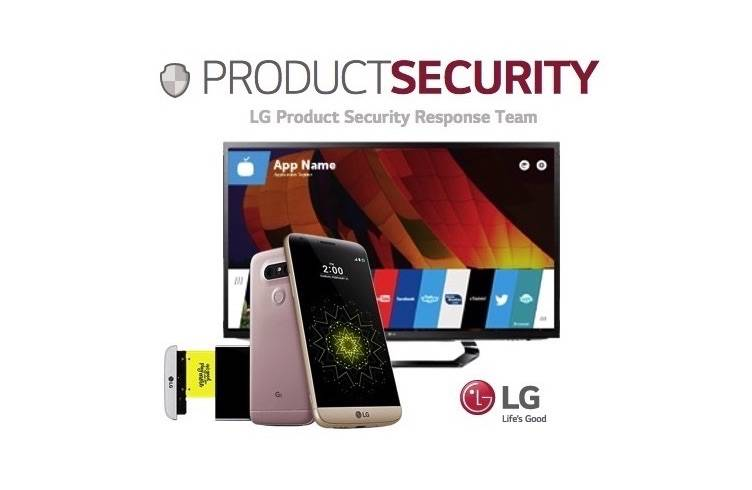 LG-Product-Security-Team