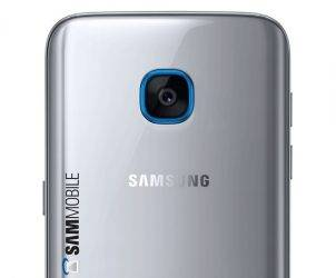 Samsung Smart Glow blue