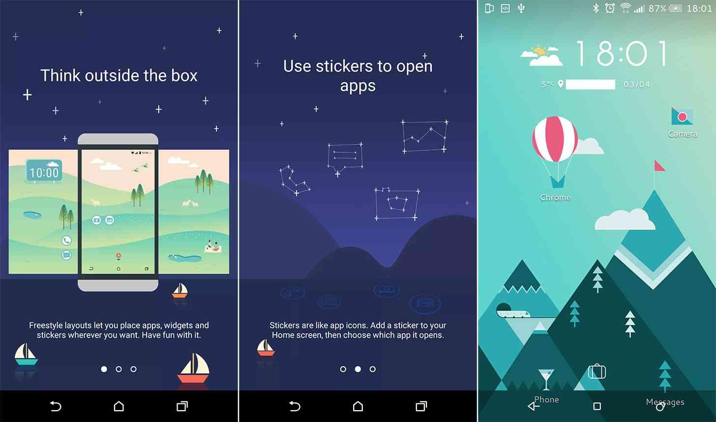 HTC Sense - Android Community