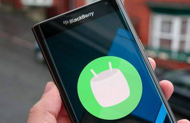 AT&T BlackBerry PRIV ready for Android 6 0 Marshmallow