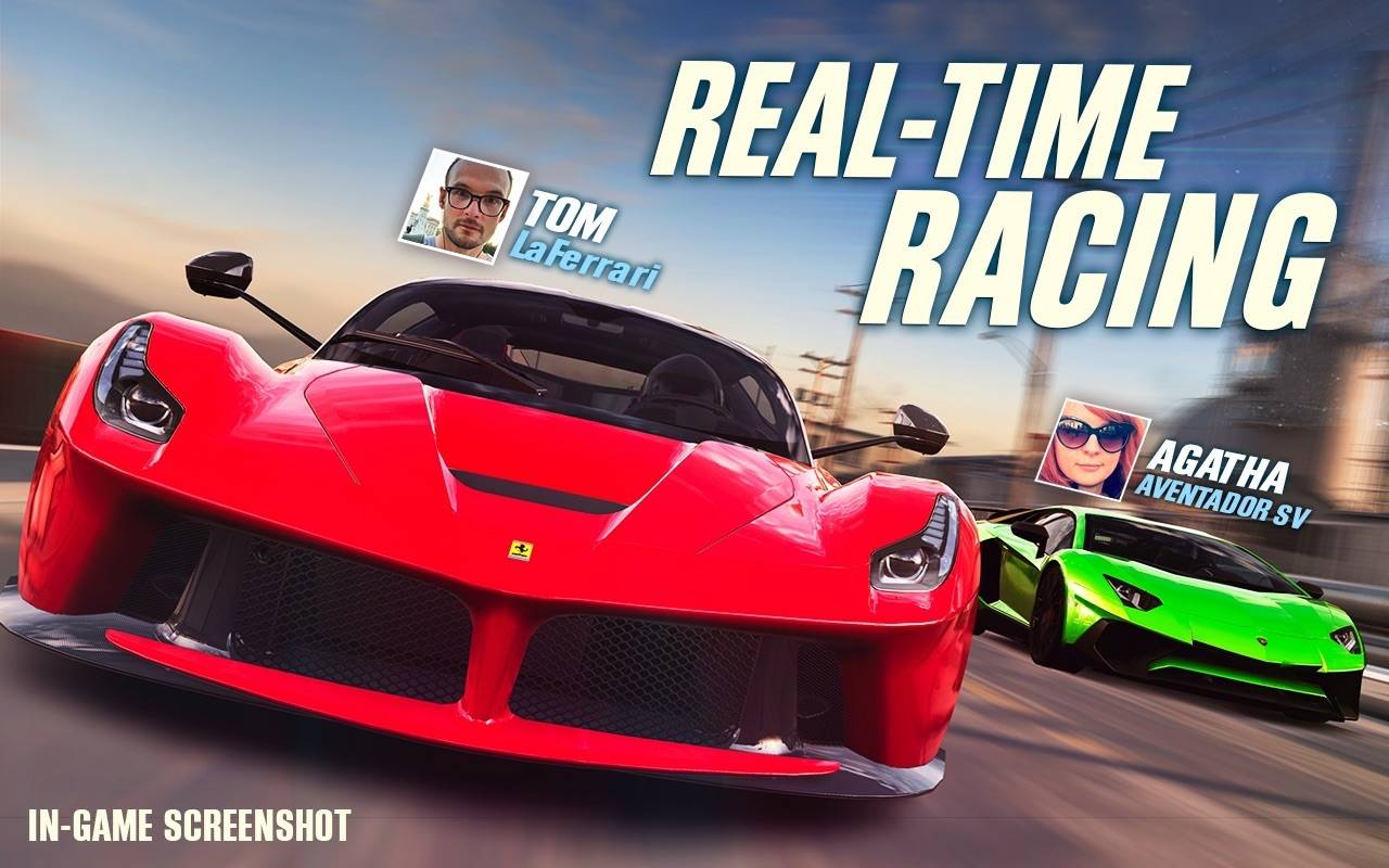 CSR Racing 2 brings real-time racing experience to mobile