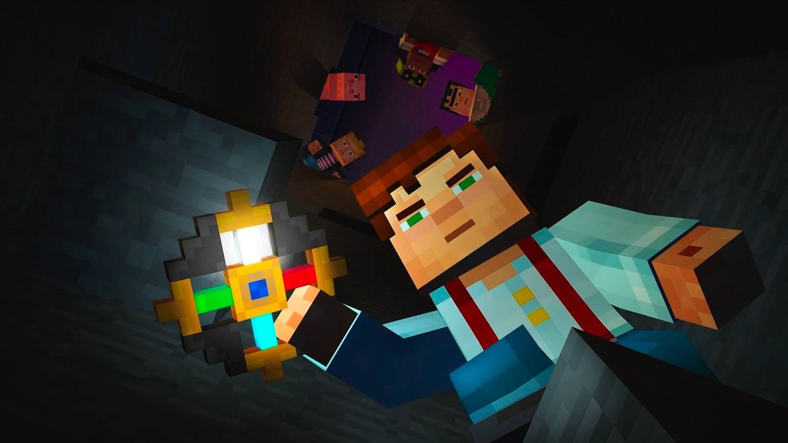 Minecraft: Story Mode Episode 7' released and ready with new