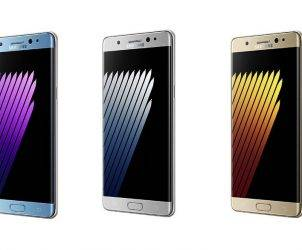 Samsung Galaxy Note 7 Color Options 4