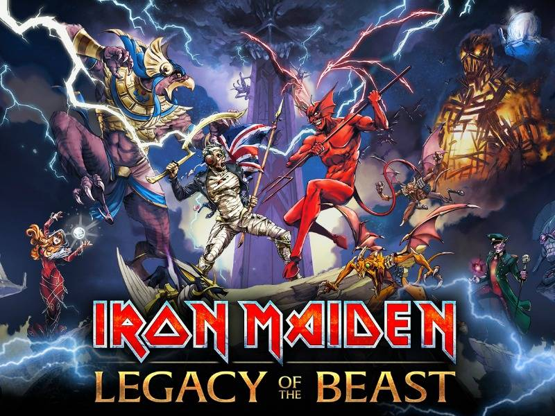 Iron Maiden: Legacy of the Beast is actually a fun RPG