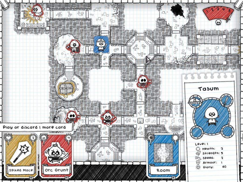 Guild of Dungeoneering now on Android, experiments with