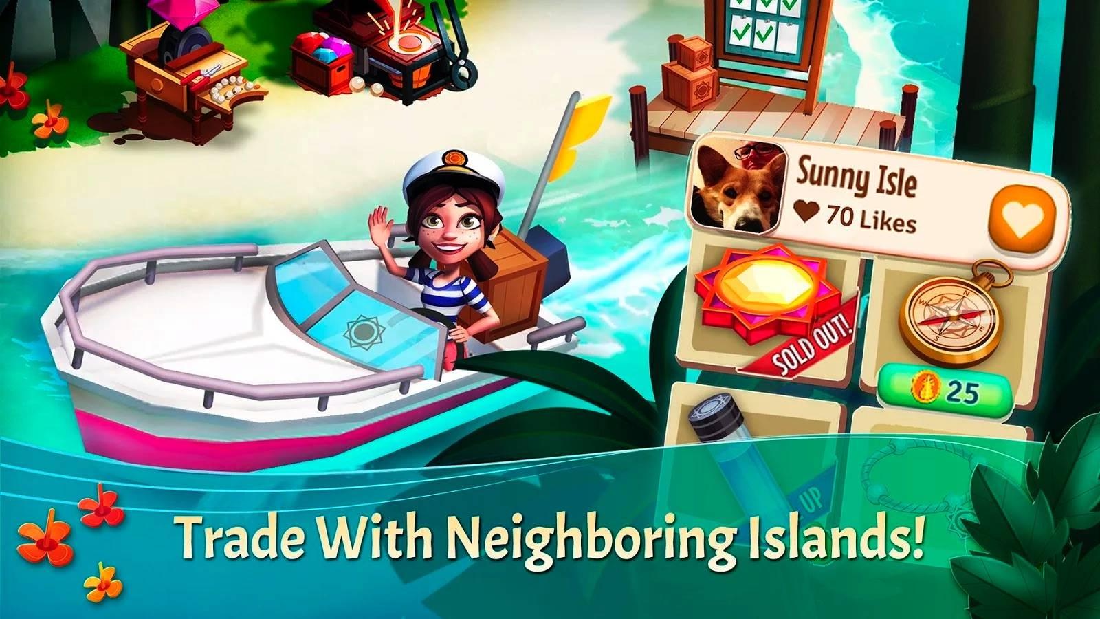 Escape to your own island adventure in 'FarmVille: Tropic Escape