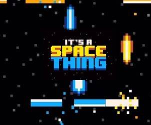 Its a space thing cover