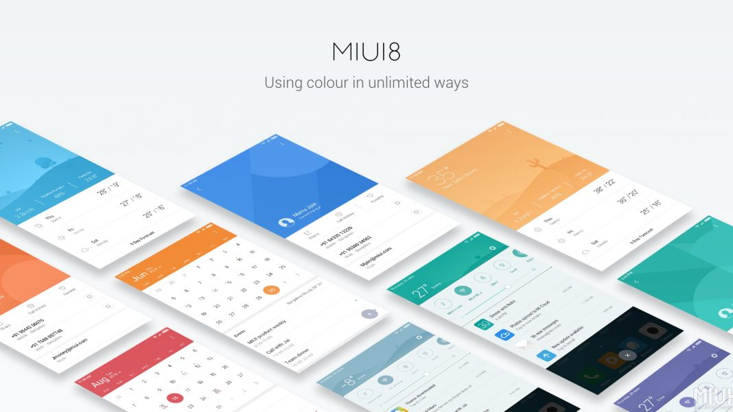 MIUI 8 Global Stable ROM now rolling out, download links available