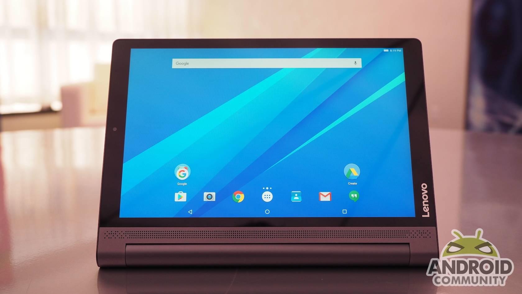 Lenovo Yoga 3 Plus hands-on: hanging around multimedia