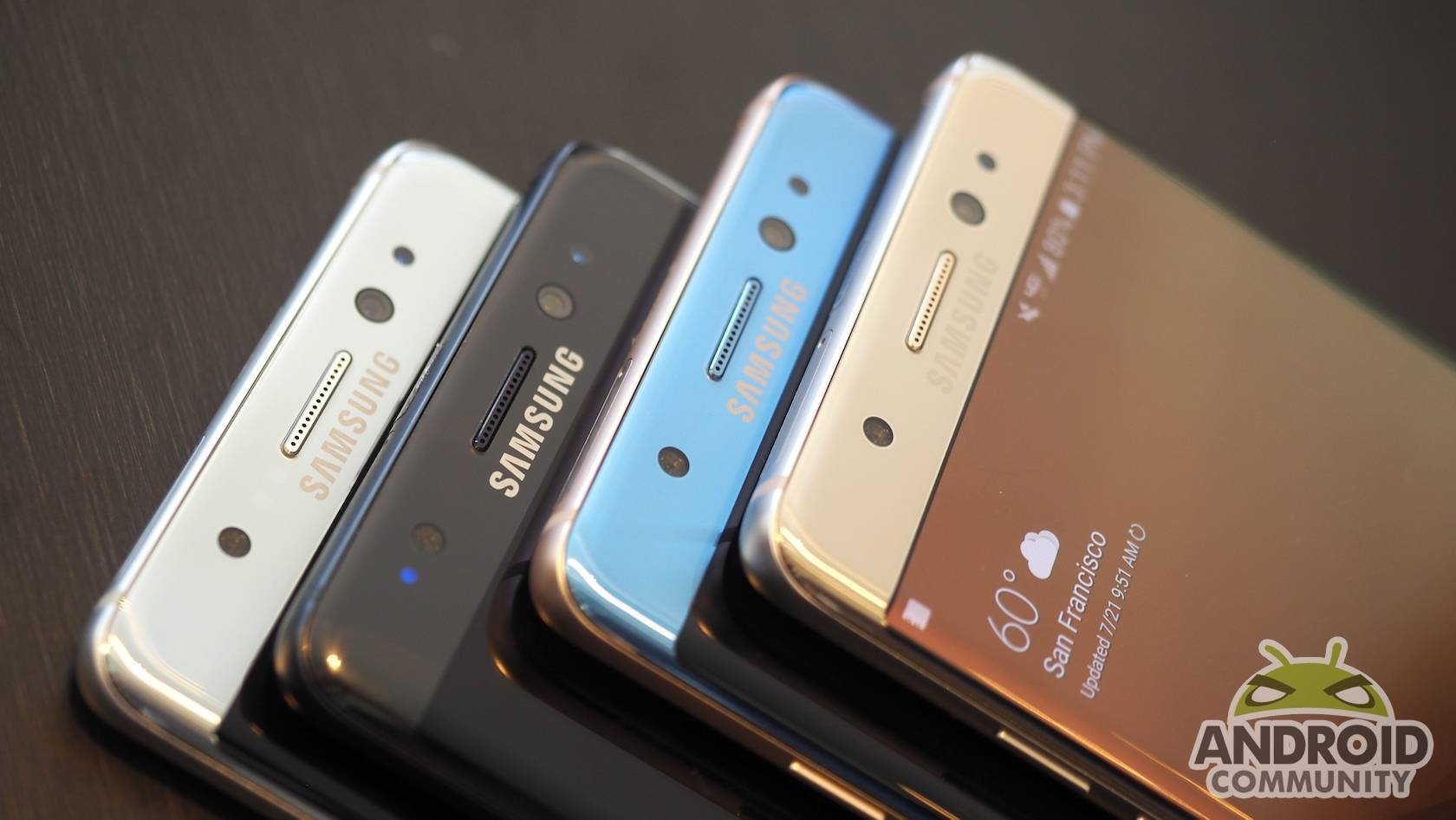 Samsung Galaxy Note 7 vs  Note 5, Note 4: What you are
