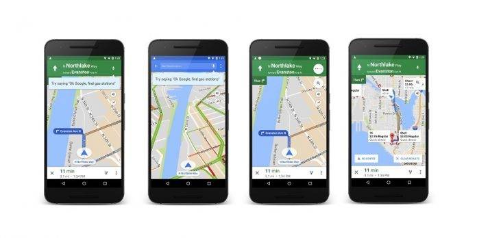 New Google Maps voice commands added for a total hands-free ... on google calendar android, google chrome android, google maps mobile, google earth android, quickoffice android, google voice search android, youtube android, google play android, google quick search box android,