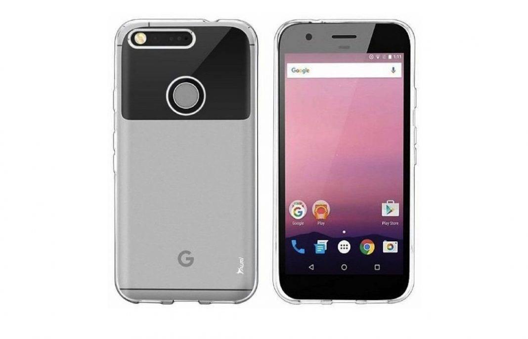 HTC Nexus Sailfish, Google PIxel XL rendered images ...