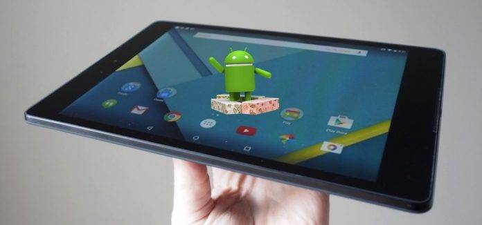 Nexus 9 LTE to receive Android Nougat with September