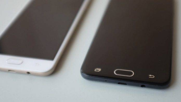Samsung Galaxy J7 Prime's fingerprint sensor enhanced, no need for