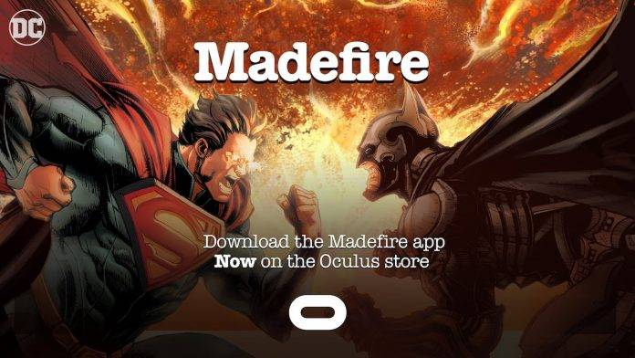 Madefire is first VR comics platform, now available on