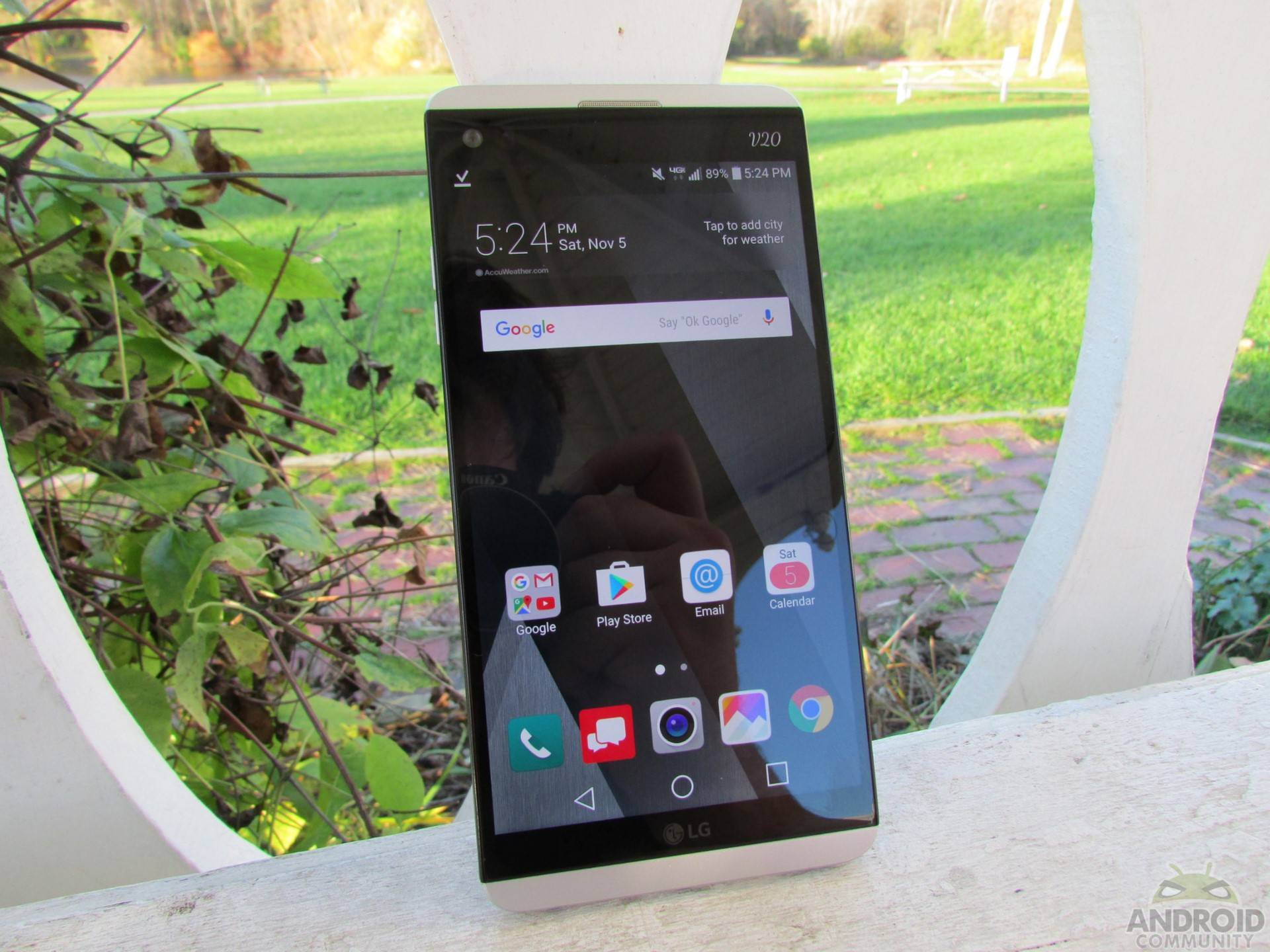 LG V20 Review: LG's time to shine - Android Community