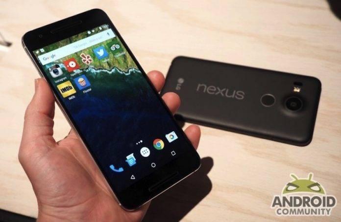 Google planning to release Nexus 5X, 6P update to add fingerprint