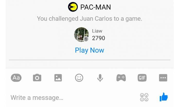 How to play Instant Games on your Facebook Messenger