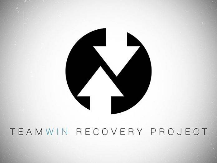 The first TWRP custom recovery app is now in the Play Store