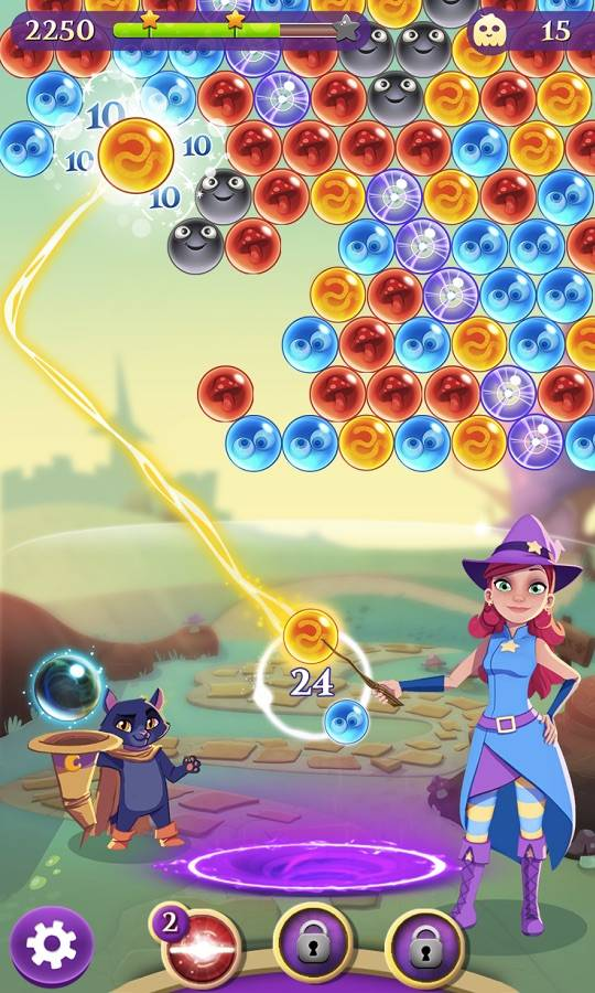 Bubble Witch 3 Saga Games Apps Download For PC,Windows 7,8 ...