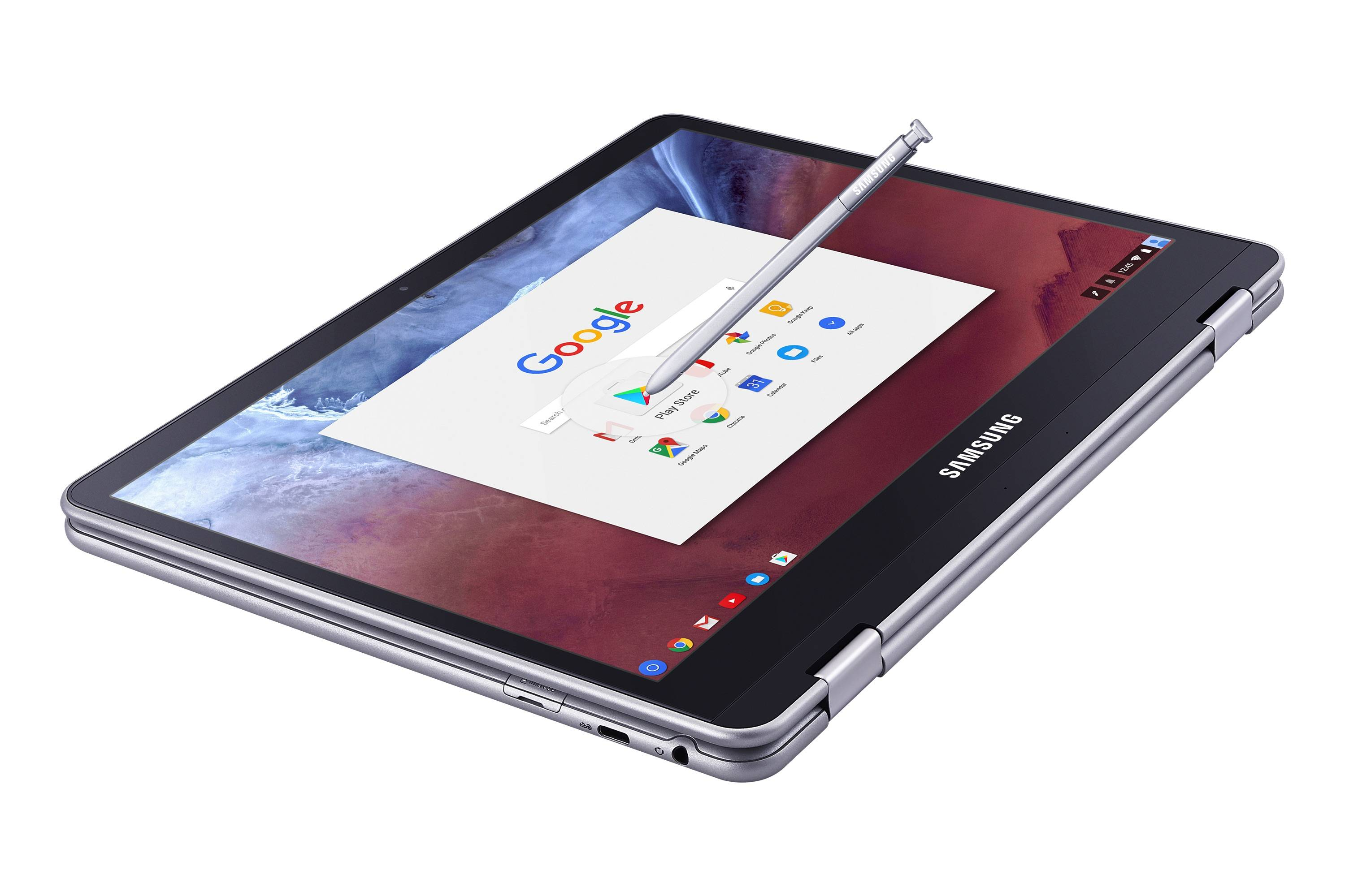 Samsung rolls out new Chromebook Plus, Chromebook Pro at CES