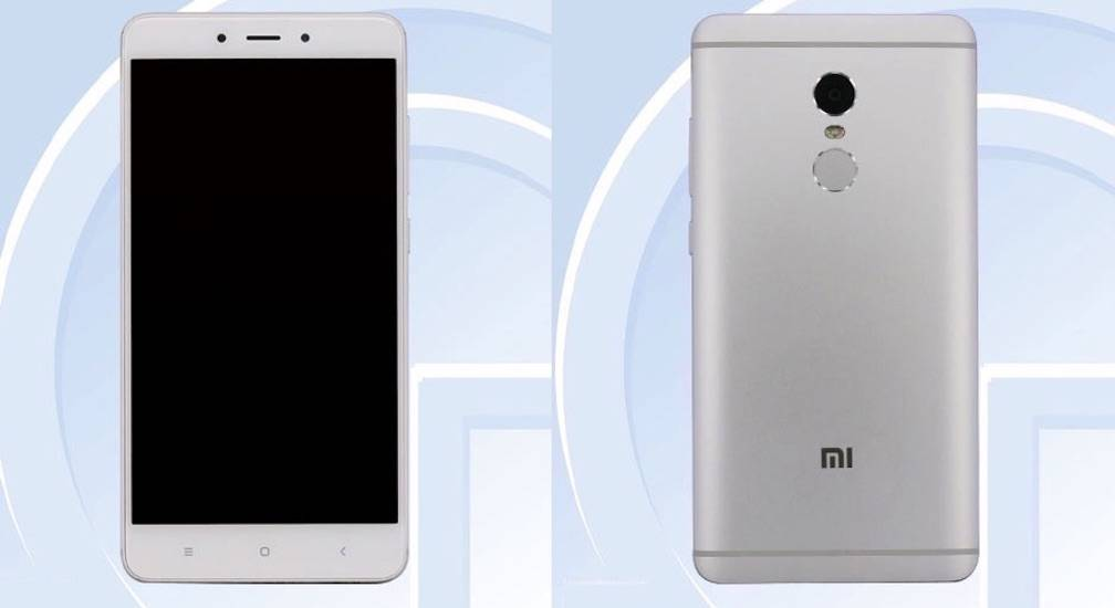 New Xiaomi Redmi Note 4X variant passes through TENAA - Android