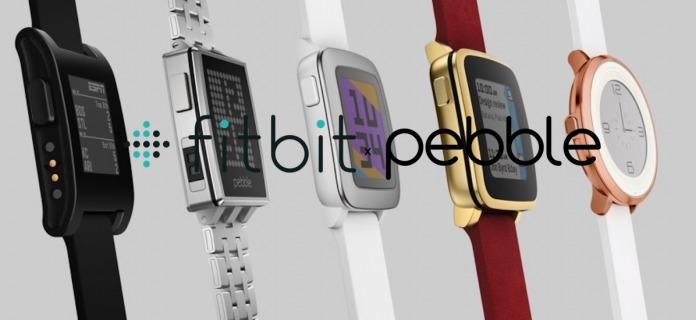 Fitbit Pebble Acquisition
