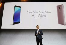 Gionee A1 A1 PLUS