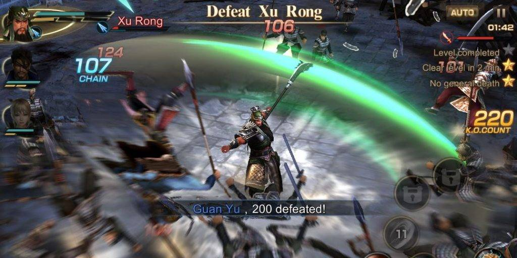 dynasty warriors unleashed apk hack