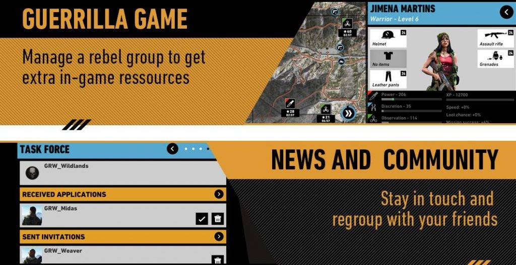 Ubisoft releases Ghost Recon Wildlands HQ, companion app for new Tom