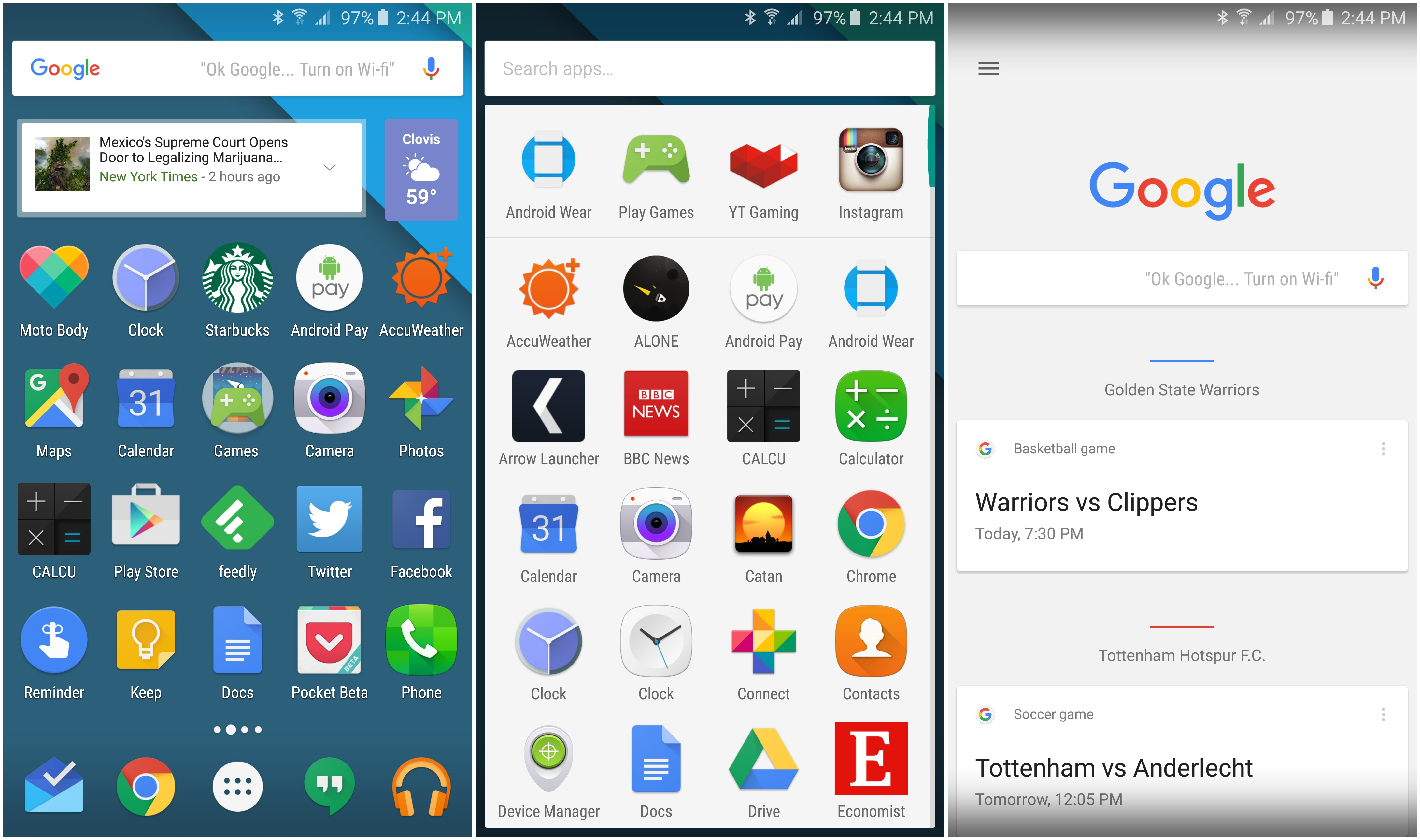 Google to reportedly discontinue the Google Now Launcher by