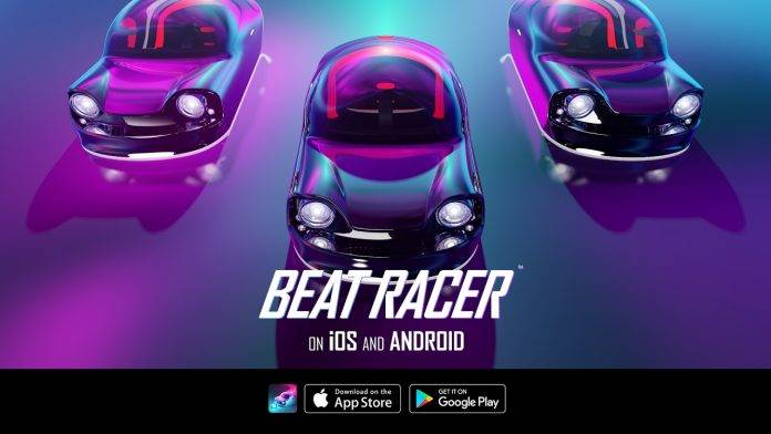 Dance and drive to the music, finish all unique tracks in Beat Racer