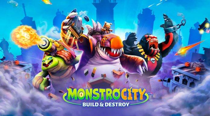 Become The Best Mad Scientist With Monstrocity Rampage Android
