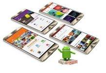 ASUS ZenFone 3 Deluxe Android 7.0 Nougat
