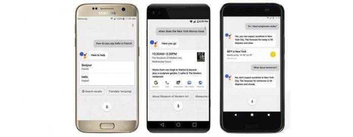 google now read text messages