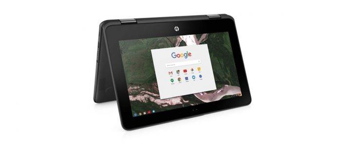 HP Chromebook x360 11 G1