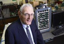 John Goodenough Lithium-Ion Battery Inventor