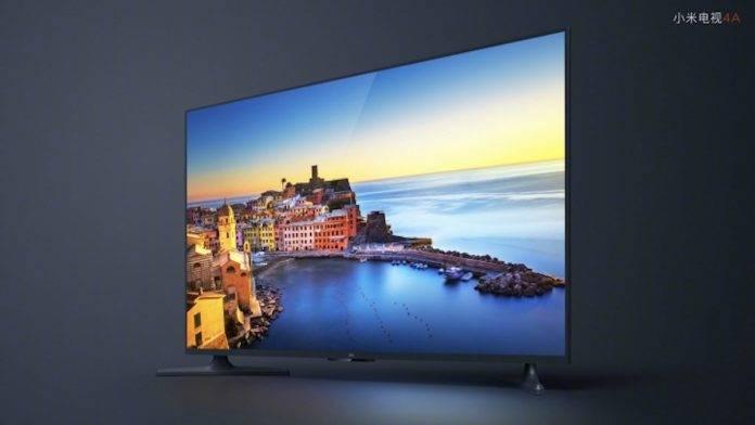 quality design 8eca9 42e25 Xiaomi unveils new Mi TV 4A with AI speech recognition - Android ...