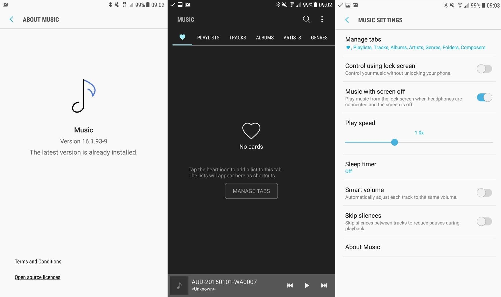 Samsung Galaxy S8 to get an updated Music app, APK now ready