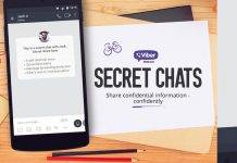 Viber Secret Chats Cover