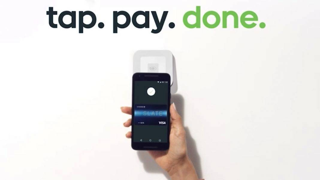 PayPal now supported on Android Pay for in-store, in-app