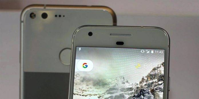 Google Pixel Muskie
