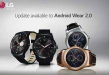 LG ANDROID WEAR 2.0