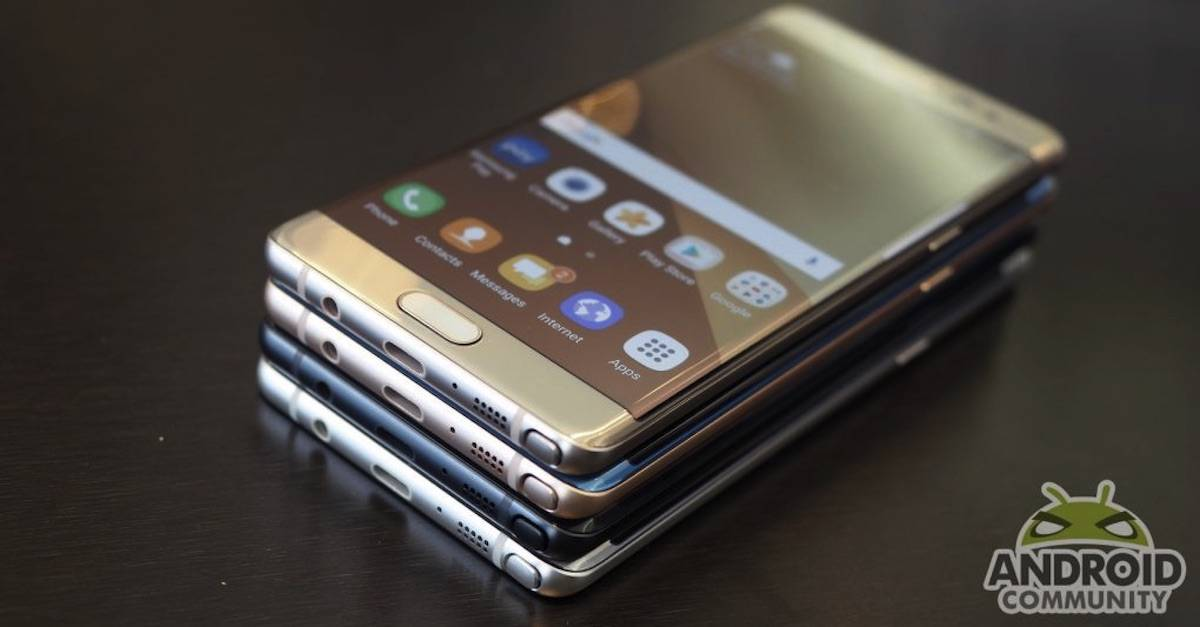 Samsung to release refurbished Note 7 before end of June in South