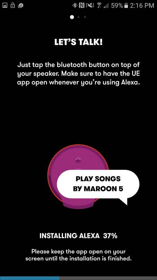 Megaboom 3 App