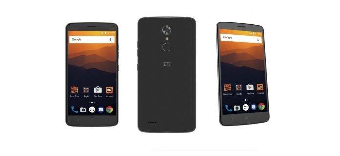 ZTE USA launches 6-inch MAX XL on Boost Mobile - Android