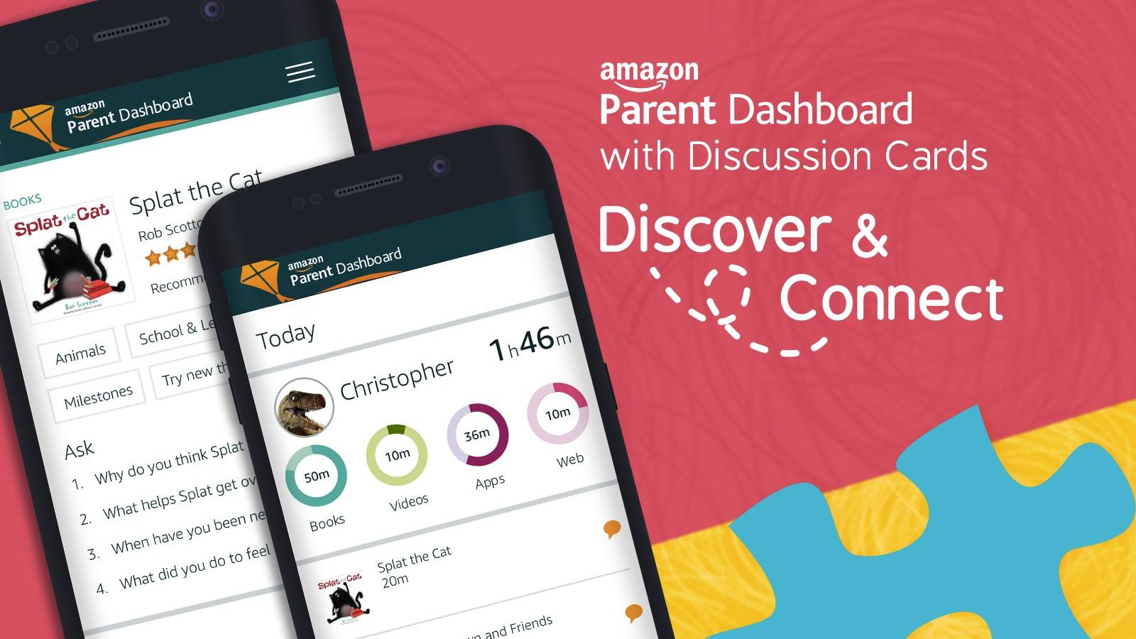 Amazon FreeTime Unlimited now available for Android