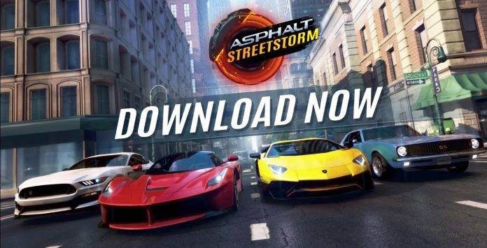 Asphalt Street Storm Racing' now out on the Play Store - Android