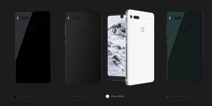 Essential Phone Sprint Exclusive